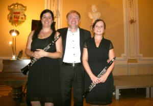 Marielle Käfer, Karl Eichinger, Johanna Buxbaum