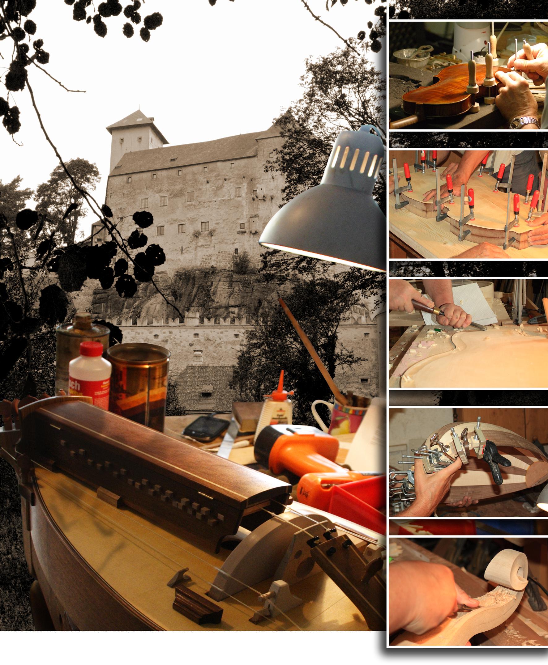 Kunstwerkstätte Instrumentenbau